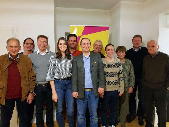 Unser Team für den Gemeinderat